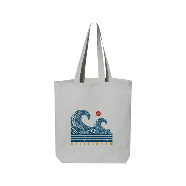 Salish Sea - Tote Bag