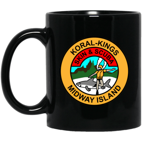 Koral Kings Mug and Beer Stein