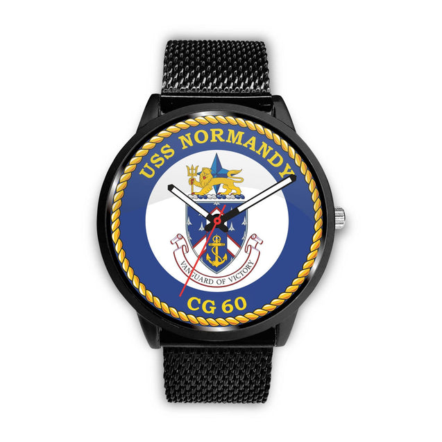 USS NORMANDY CG 60 WATCH