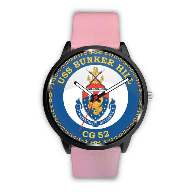 USS BUNKER HILL CG 52 WATCH