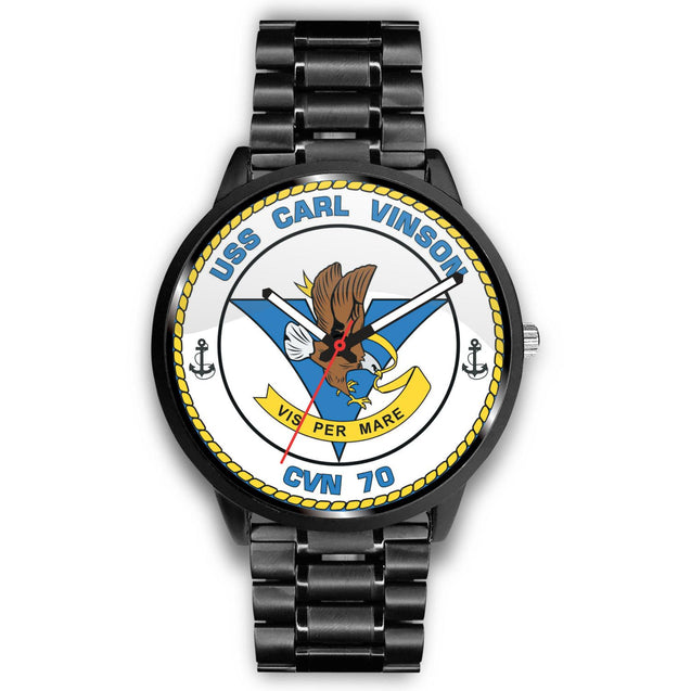 USS CARL VINSON CVN 70 WATCH