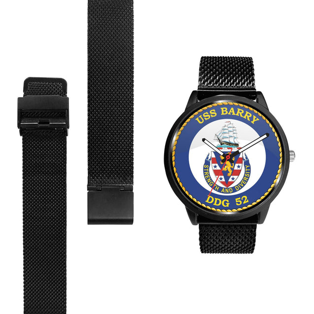 USS BARRY DDG 52 WATCH