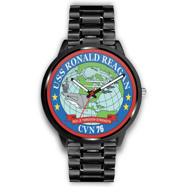 USS RONALD REAGAN CVN-76 WATCH
