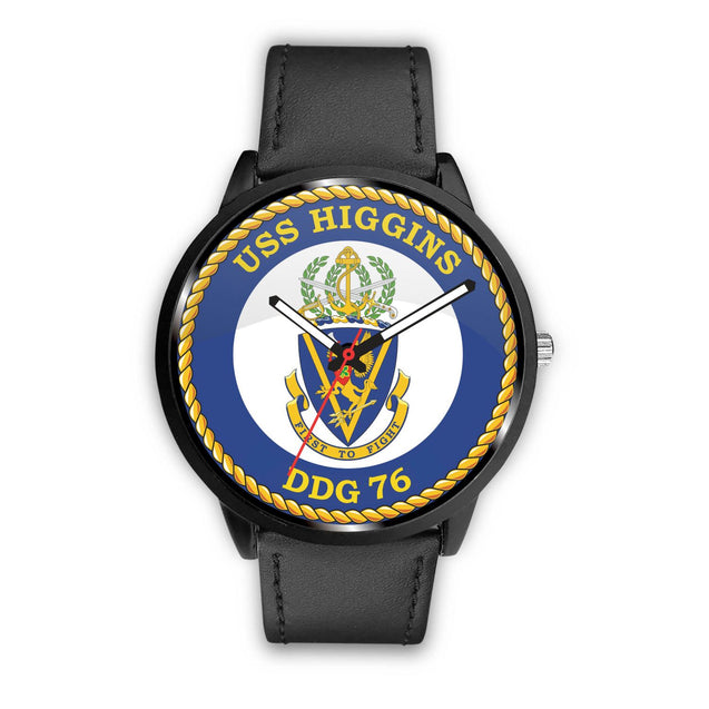 USS HIGGINS DDG 76 WATCH