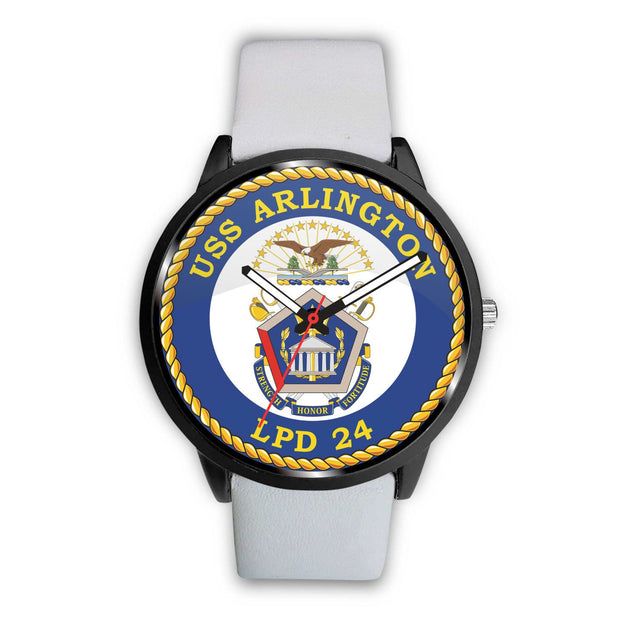 USS ARLINGTON LPD 24 WATCH