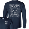 Death Smiles Marines T Shirts and Hoodies