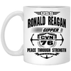 Image of USS Ronald Reagan CVN-76 Coffee Mugs