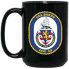 Image of USS Barry DDG 52 Coffee Mugs