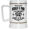 USS Gerald Ford CVN-78 Coffee Mugs