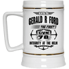 Image of USS Gerald Ford CVN-78 Coffee Mugs