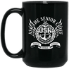 Senior Chief USN Coffee Mugs