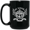 Image of Senior Chief USN Coffee Mugs
