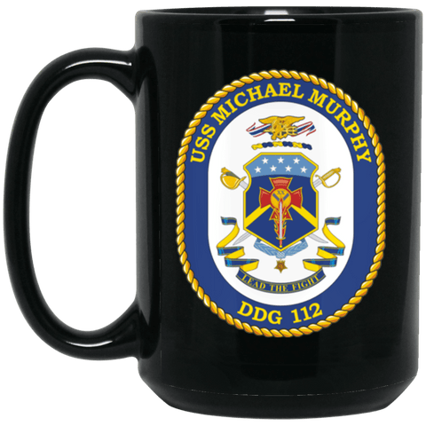 USS Michael Murphy DDG 112 Coffee Mugs