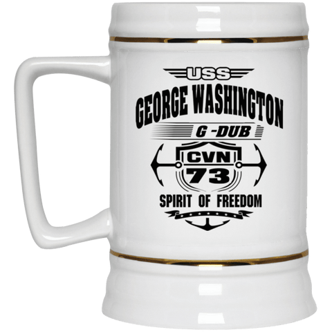 USS George Washington CVN-73 Coffee Mugs