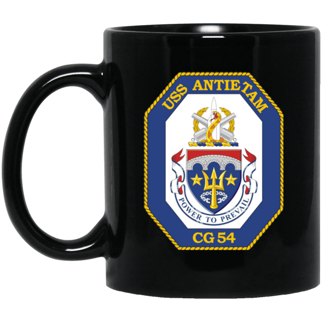 USS Antietam CG-54 Coffee Mugs