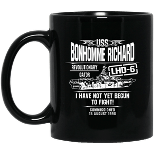 USS BONHOMME RICHARD LHD-6 Coffee Mugs