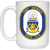 Image of USS Dewey DDG 105 Coffee Mugs