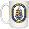 Image of USS Arleigh Burke DDG 51 Coffee Mugs
