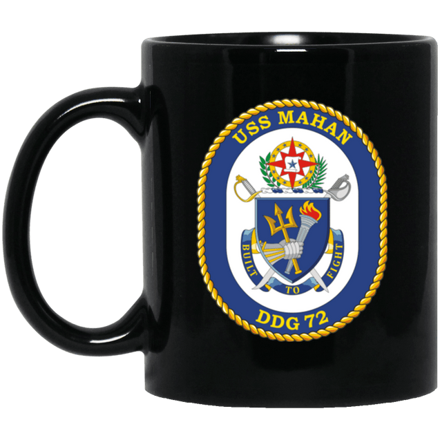 USS Mahan DDG 72 Coffee Mugs