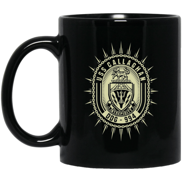 USS CALLAGHAN DDG-994  Coffee Mugs