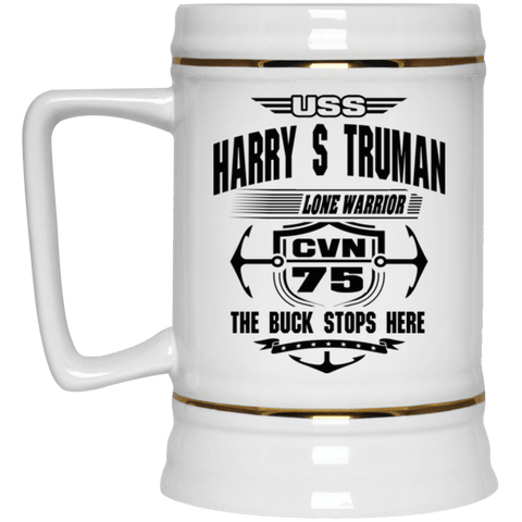 USS Harry Truman CVN-75 Coffee Mugs
