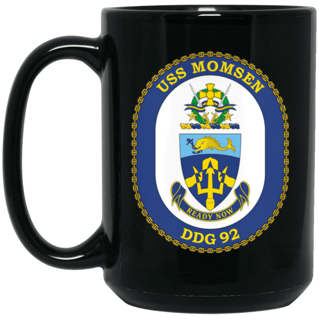 USS Momsen DDG 92 Coffee Mugs