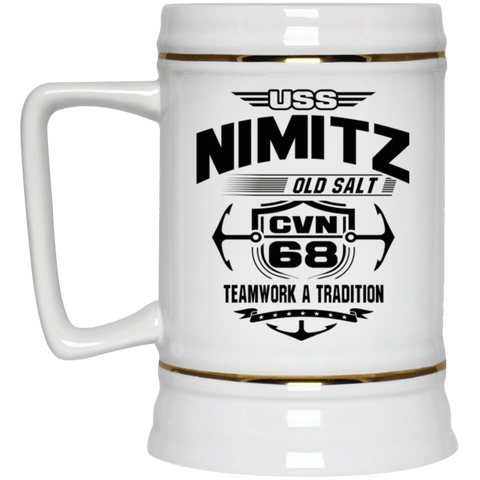USS Nimitz CVN-68 Coffee Mugs