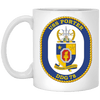 Image of USS Porter DDG 78 Coffee Mugs