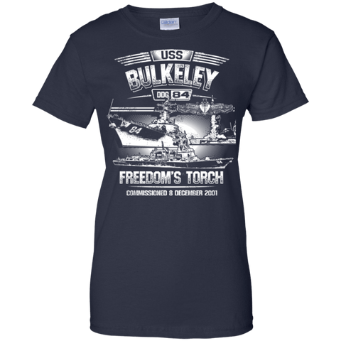 USS Bulkeley DDG 84 T Shirts and Hoodies