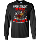 GOD CREATED RUM T Shirts and Hoodies