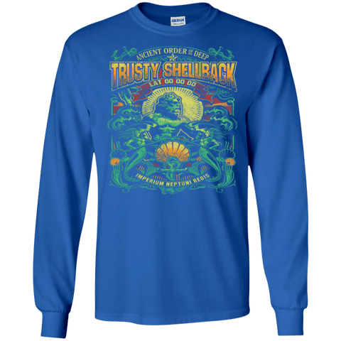 Image of TRUSTY SHELLBACK T Shirts and Hoodies