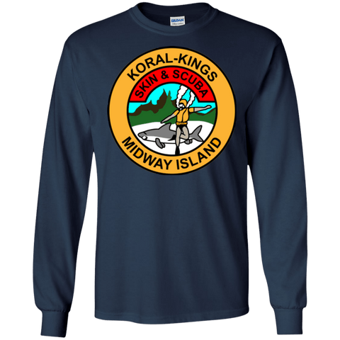 Image of Koral Kings Midway Island T Shirts and Hoodies