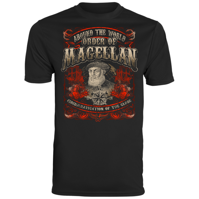 Order of Magellan T Shirts