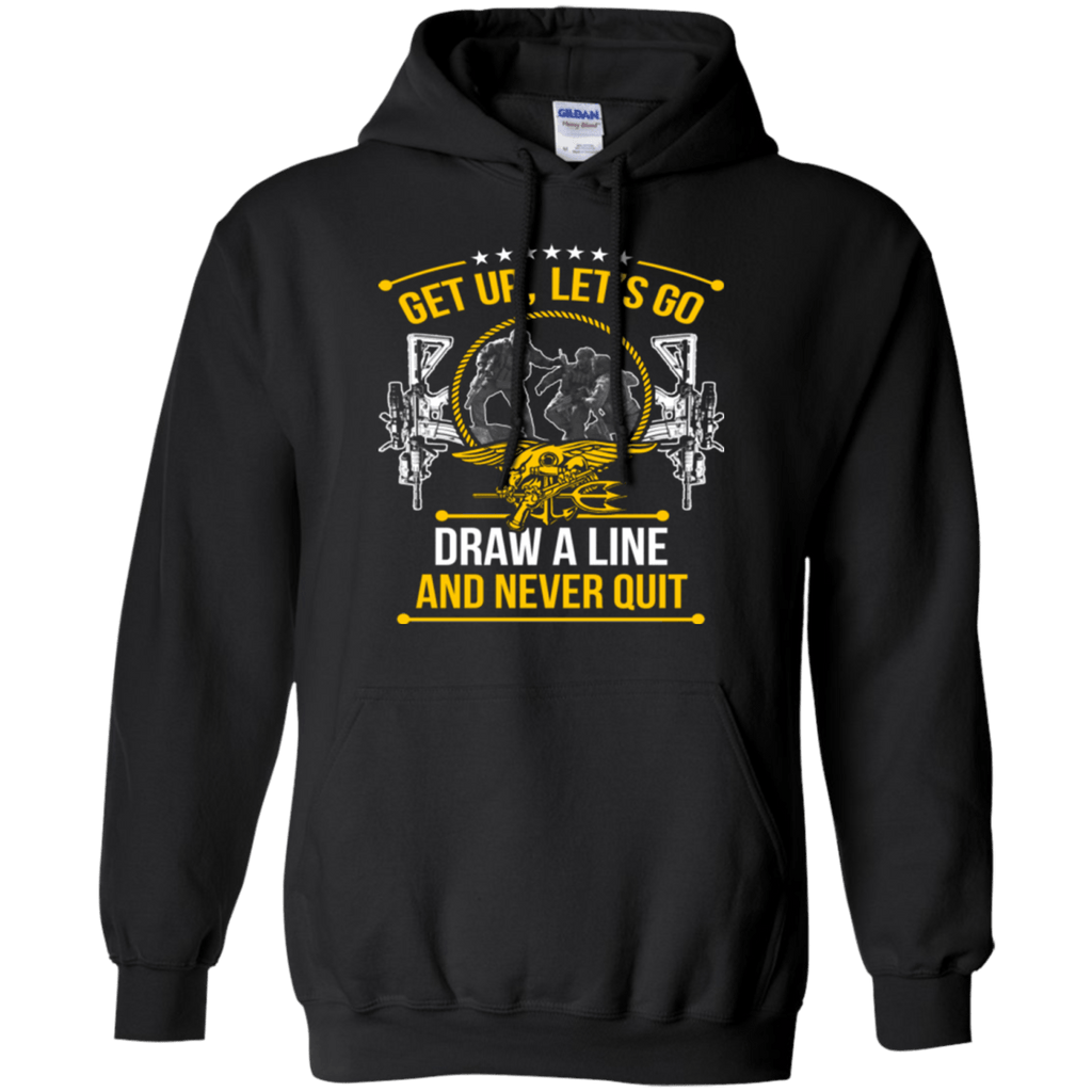 GET UP, LET'S GO T Shirts and Hoodies
