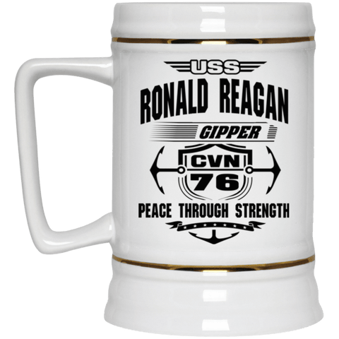 USS Ronald Reagan CVN-76 Coffee Mugs