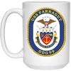 Image of USS Farragut DDG 99 Coffee Mugs