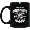 Image of USS George Washington CVN-73 Coffee Mugs