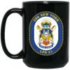 Image of USS New York LPD 21 Coffee Mugs