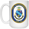 Image of USS McCampbell DDG 85 Coffee Mugs