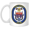 Image of USS Anzio CG-68 Coffee Mugs