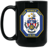 USS Mobile Bay CG-53 Coffee Mugs