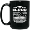 USS ELROD FFG-55  Coffee Mugs