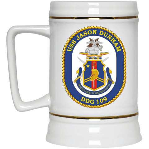 USS Jason Dunham DDG 109 Coffee Mugs