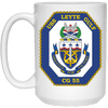 Image of USS Leyte Gulf CG-55 Coffee Mugs
