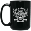Image of Master Chief USN Coffee Mugs