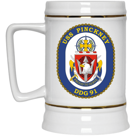 Image of USS Pinckney DDG 91 Coffee Mugs