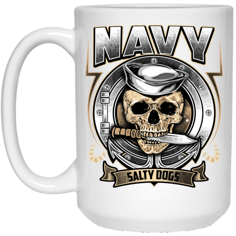 Image of Salty Dog Mugs