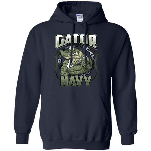 Image of Gator Navy T Shirts and Hoodies