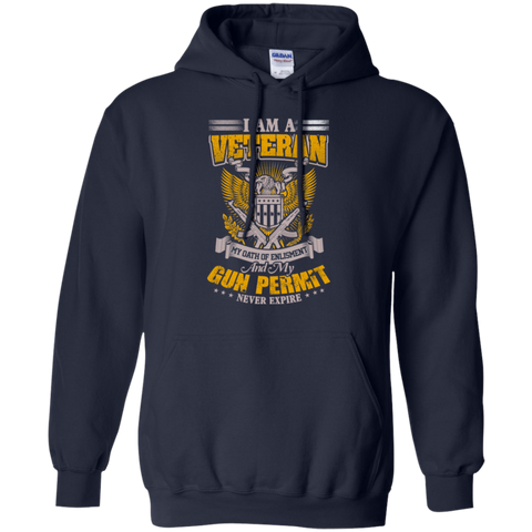 Image of IM A VETERAN T Shirts and Hoodies