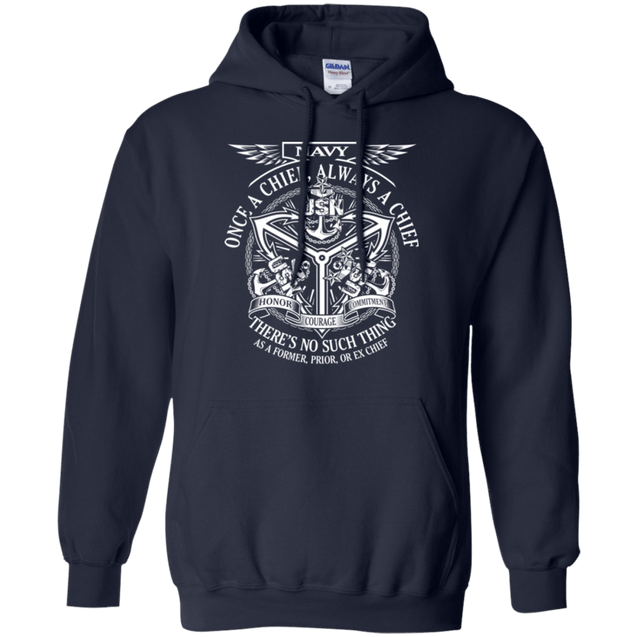 Navy Chief T Shirts and Hoodies